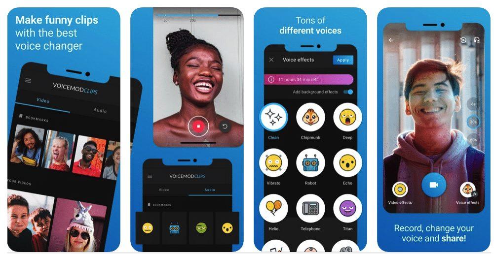 Voicemod Clips, l'App per iPhone che ti fa parlare come Darth Vader thumbnail