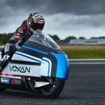 Voxan Wattman record velocità