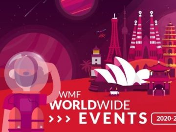 WMF worldwide events
