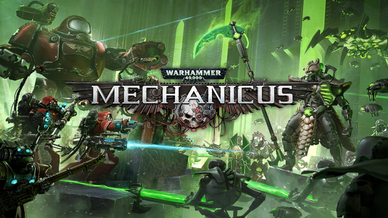 Warhammer 40,000: Mechanicus ora disponibile su console thumbnail