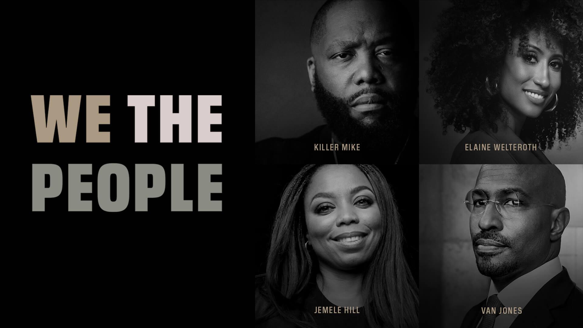 Fortnite ospita un altro panel We The People sulla soppressione degli elettori thumbnail