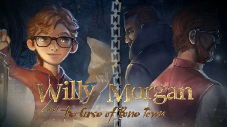Willy Morgan steam