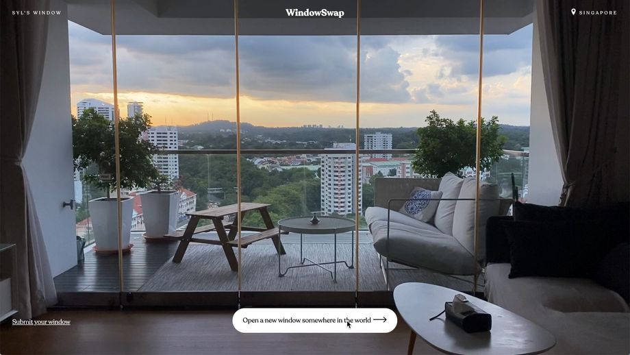 WindowSwap, guardare fuori dalle finestre di tutto il mondo è possibile thumbnail
