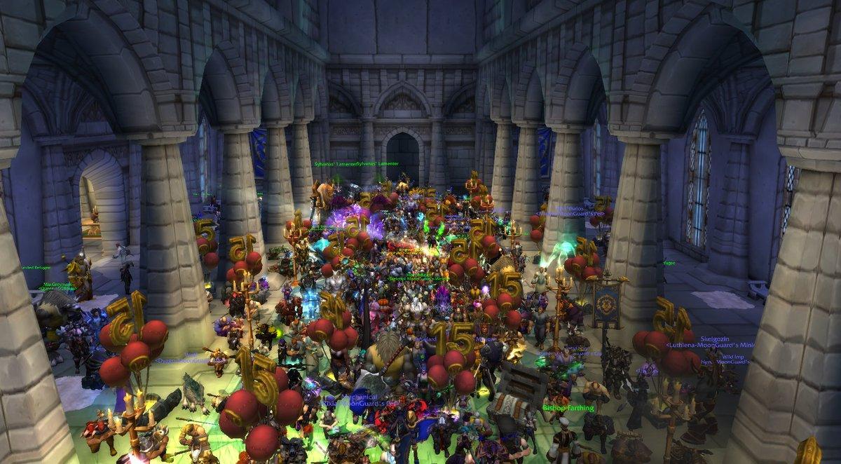I giocatori di World of Warcraft si riuniscono per omaggiare Reckful thumbnail