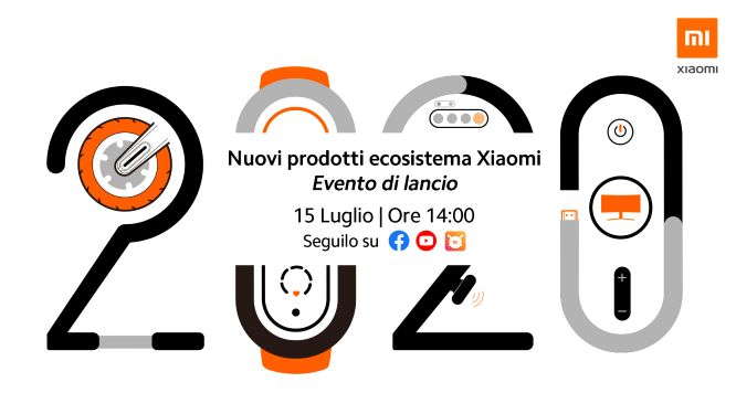 Xiaomi 15 luglio evento ecosystem