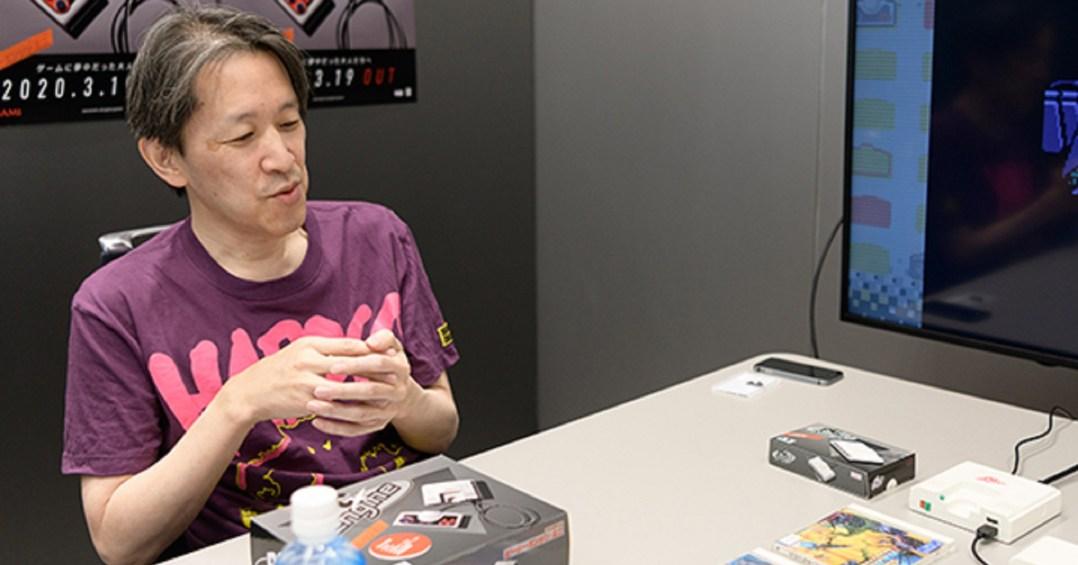 Konami intervista Yuichi Toyama, il creatore dei classici PC Engine thumbnail