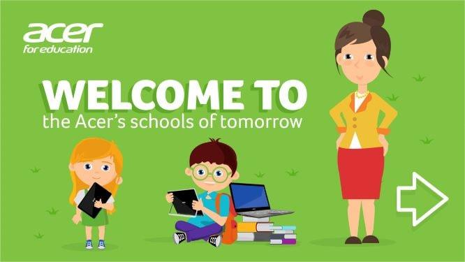 Acer for Education collabora con LEBA per una scuola digitale thumbnail