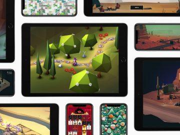 Apple Arcadia streaming