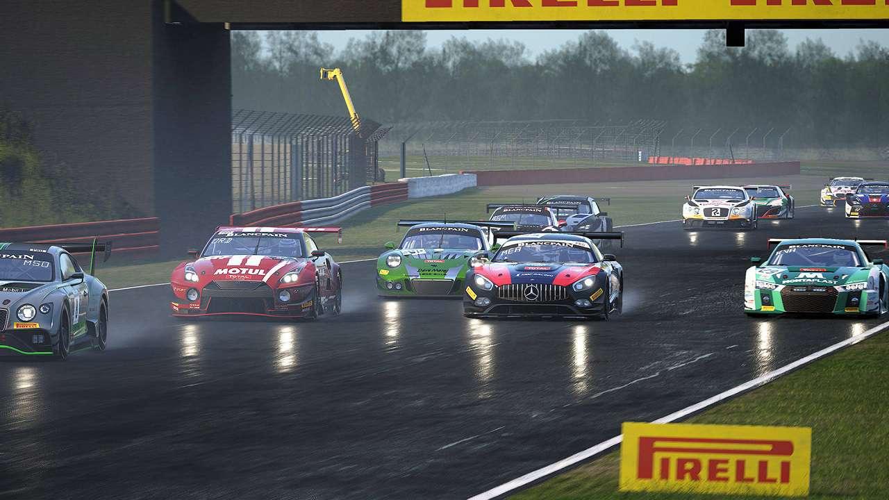 Assetto Corsa Competizione: disponibile una nuova patch thumbnail
