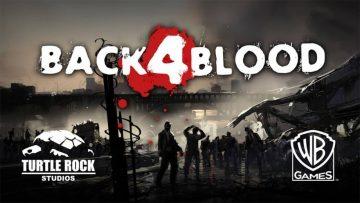 back 4 blood artwork