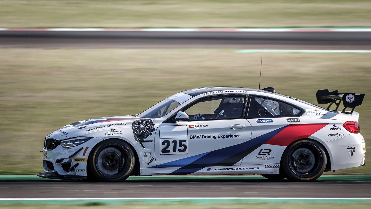 BMW Team Italia: pronti per la ripresa del campionato thumbnail