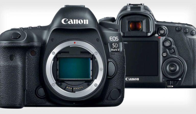 Dopo 15 anni potrebbe essere arrivata al capolinea la serie EOS 5D di Canon