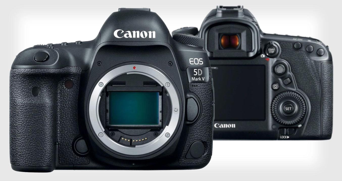 Dopo 15 anni potrebbe essere arrivata al capolinea la serie EOS 5D di Canon thumbnail