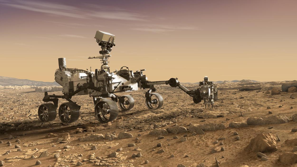 Pronti a tornare su Marte? La NASA ci riprova con Perseverance thumbnail