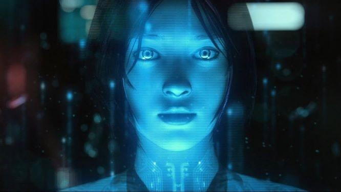 cortana intelligenza artificiale fantascienza