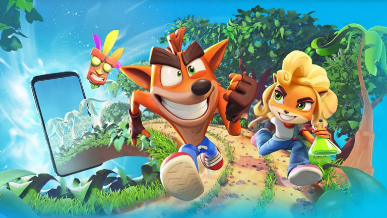 Crash Bandicoot: On the Run uscita