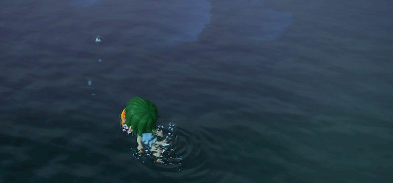 creature marine Animal Crossing bolle