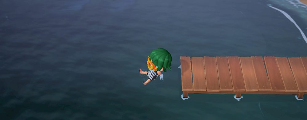creature marine Animal Crossing tuffo