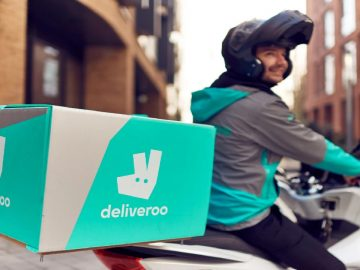 deliveroo ordine pollo
