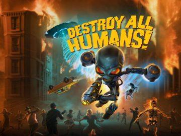 destroy all humans uscita
