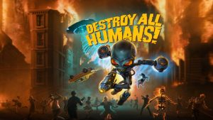 Destroy All Humans!, l'Impero Furon festeggia il 4 luglio La festa dell'Indipendenza americana viene omaggiata in maniera insolita