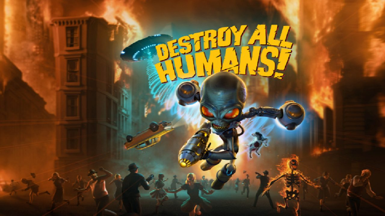 Destroy All Humans, disponibile il nuovo Interactive Trailer thumbnail