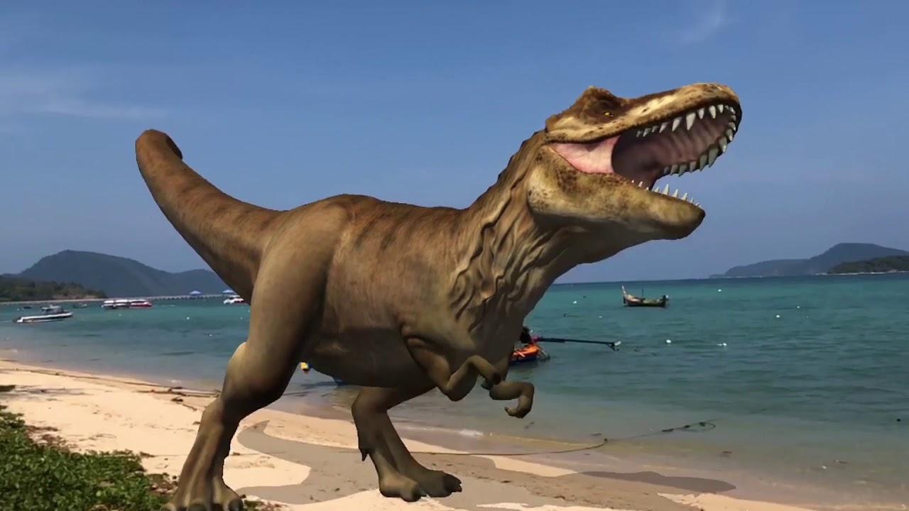 Volete vedere i dinosauri in 3D con il vostro smartphone? Ci pensa Google thumbnail