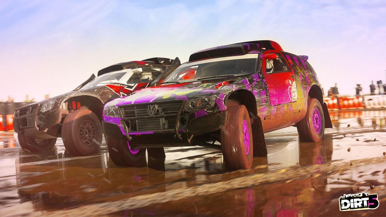 Ecco le classi dei veicoli che vedremo in DIRT 5 thumbnail