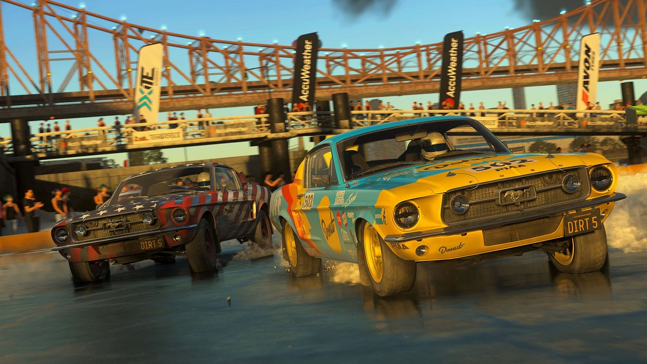 DIRT 5, disponibile un nuovo video di gameplay Path Finder thumbnail