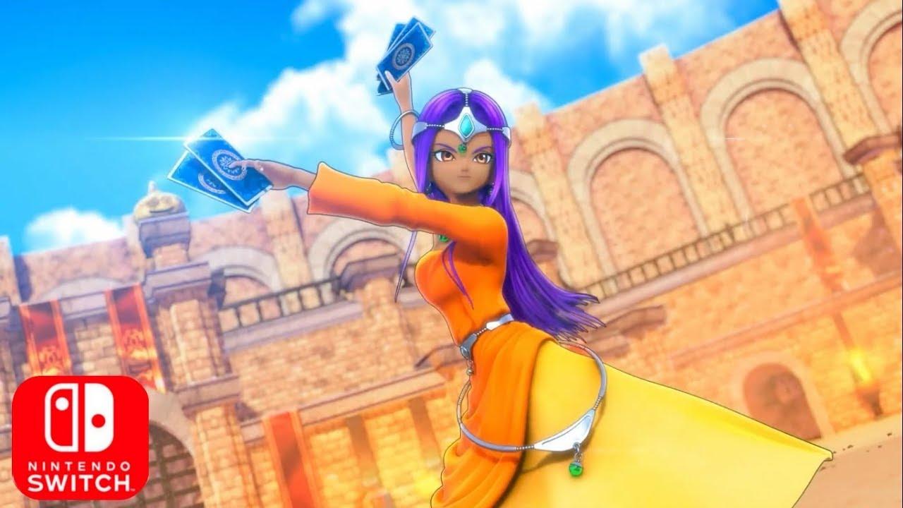 Dragon Quest Rivals cambia nome ed ottiene la modalità single player thumbnail