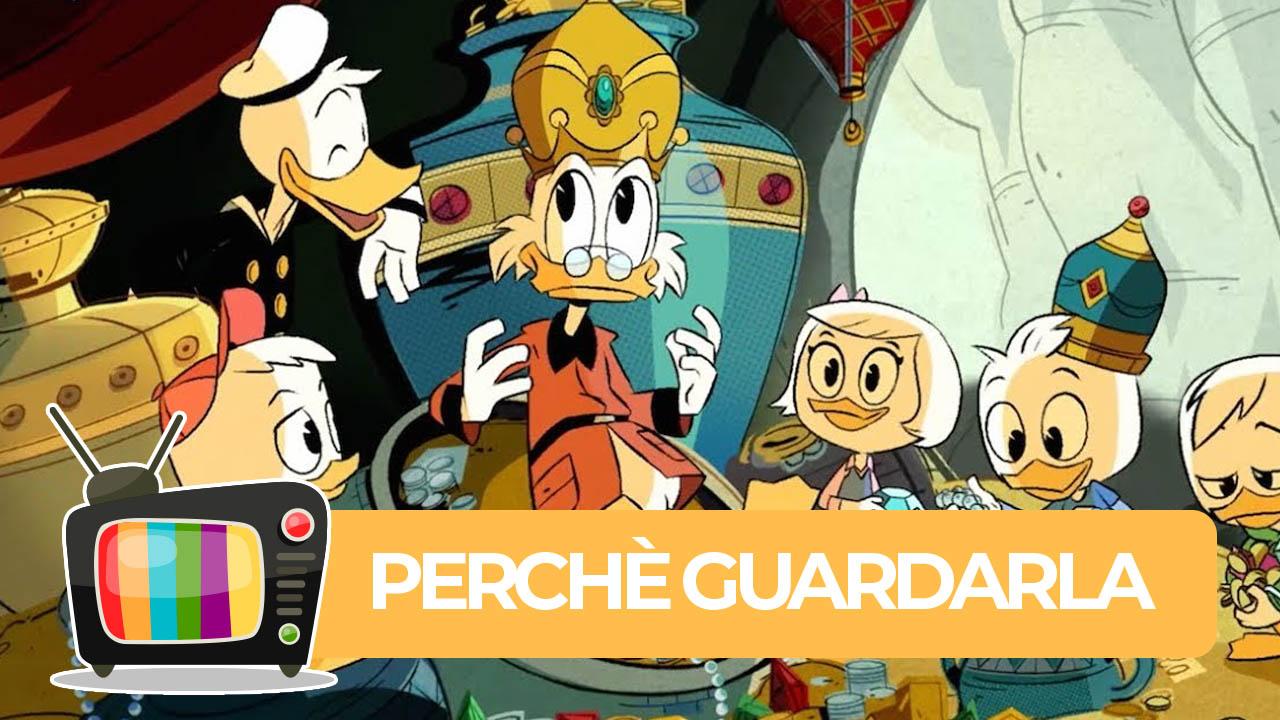 DuckTales: Perchè guardarla? thumbnail