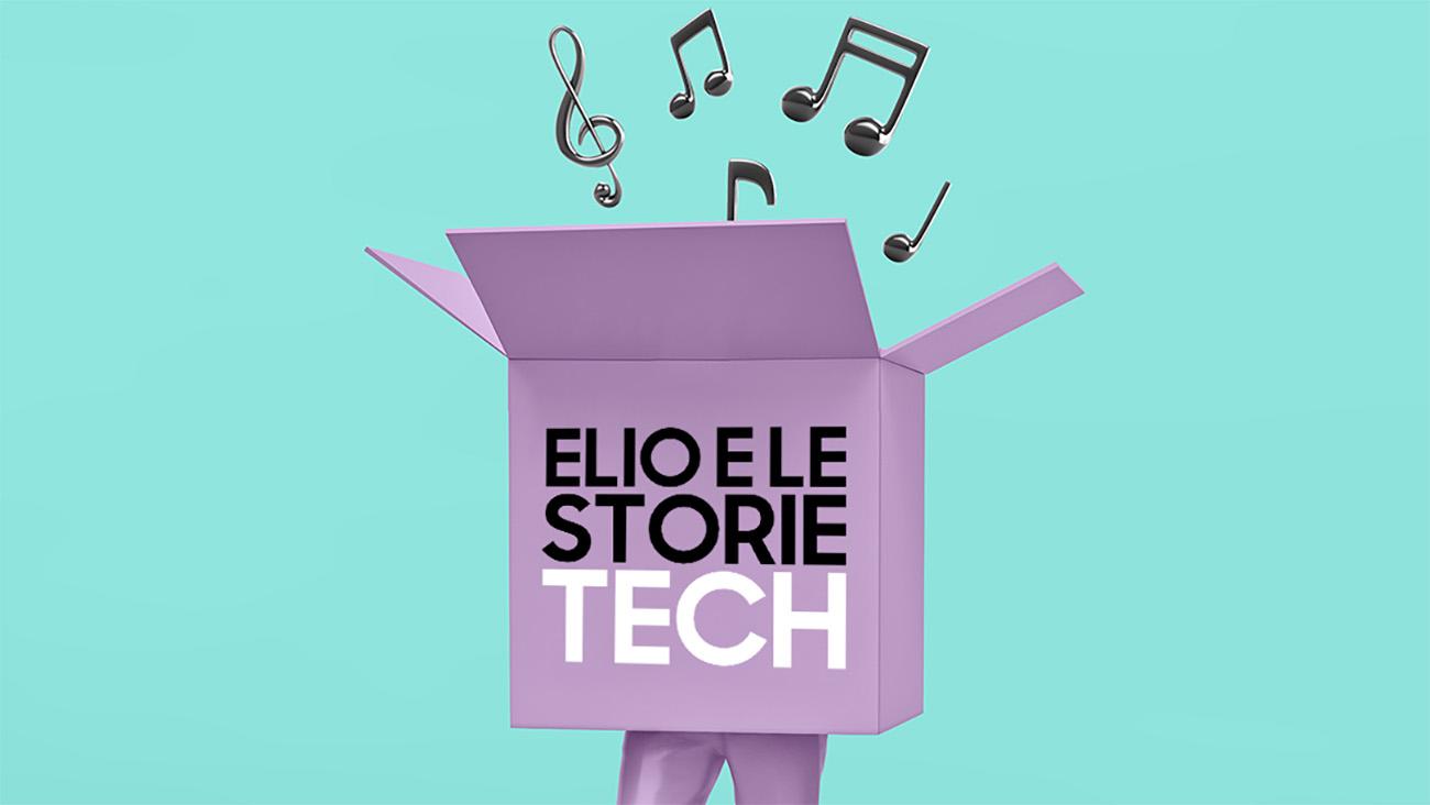 Elio e le storie Tech, il nuovo podcast sulla tecnologia thumbnail