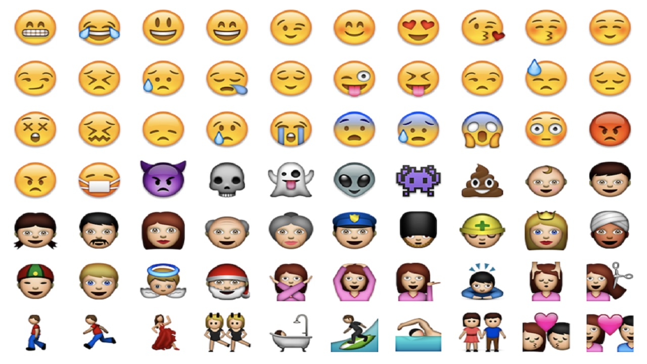 Apple mostra le nuove Emoji in arrivo thumbnail