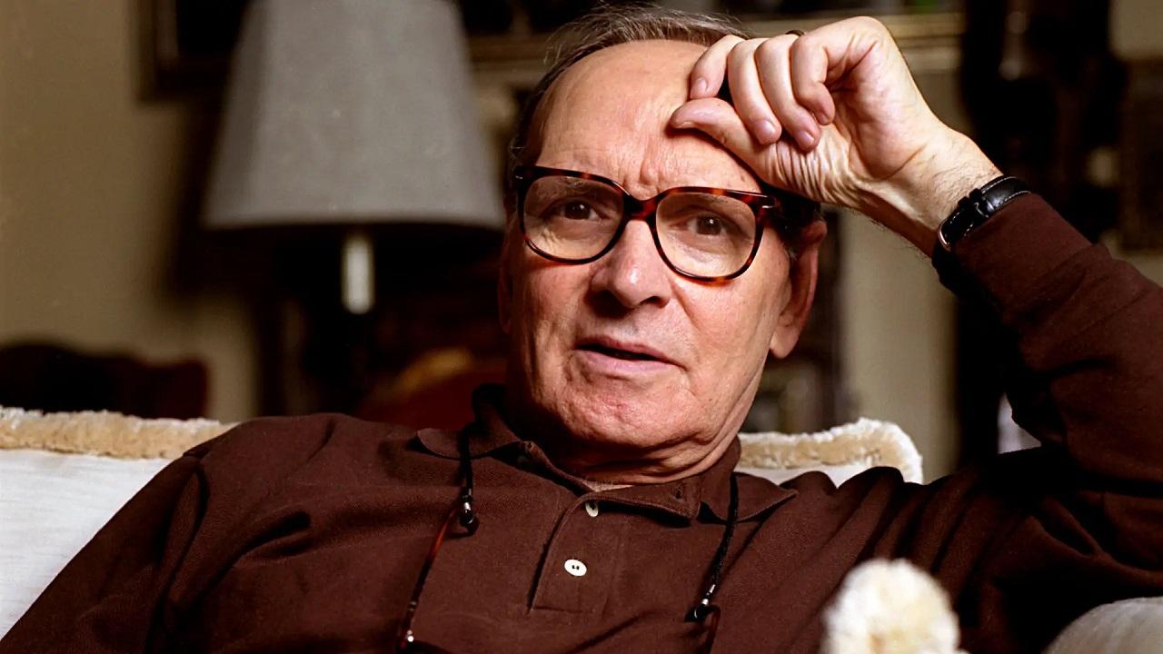 Ennio Morricone muore a 91 anni thumbnail