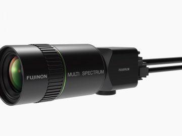 fotocamera multispettrale fujifilm