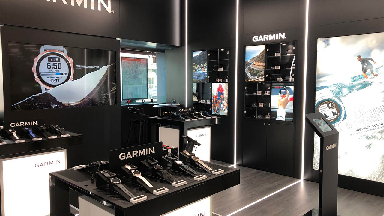 garmin bottega mediaworld tech village