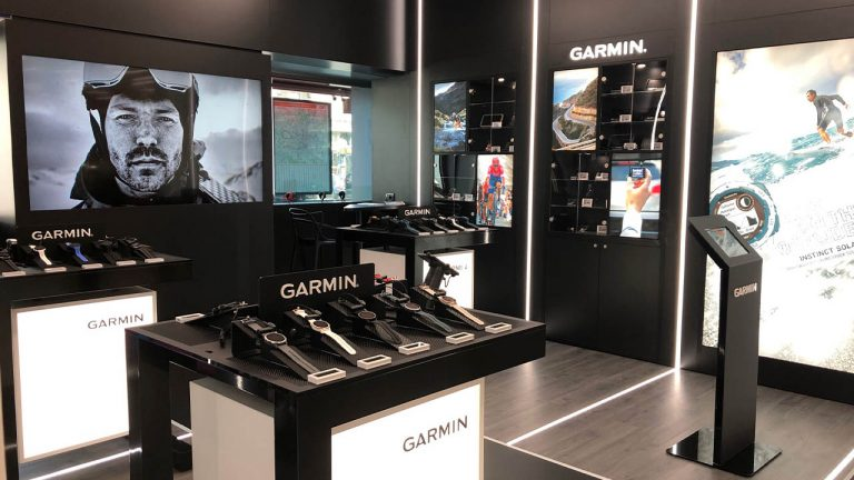 garmin mediaworld tech village
