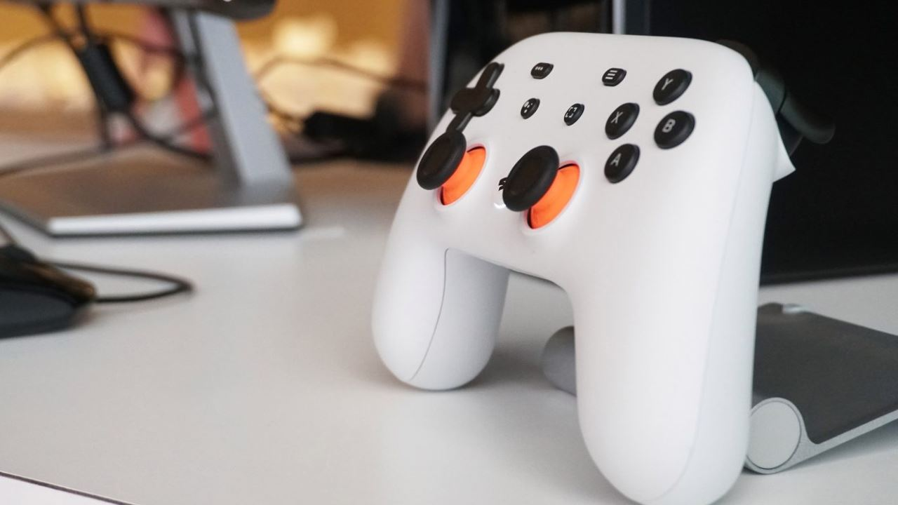 Google Stadia ti permette di utilizzare il controller wireless con dispositivi Android thumbnail
