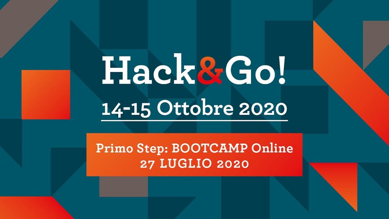 """Il futuro riparte dai giovani innovatori con """"Hack&Go!"""" thumbnail"""
