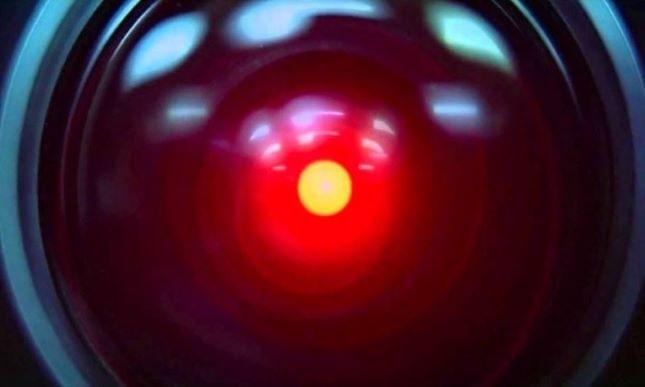 hal 9000 intelligenza artificiale fantascienza