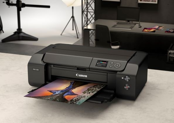 Canon presenta imagePROGRAF PRO-300, stampante fotografica A3+ thumbnail