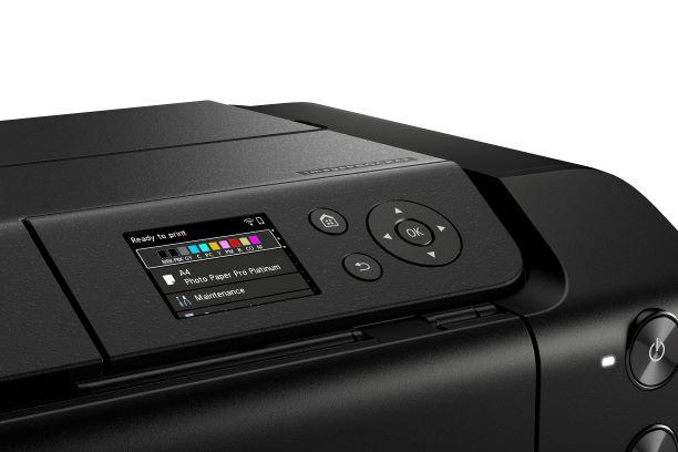 imagePROGRAF PRO 300 display