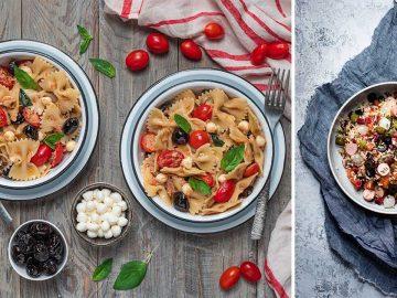 insalata di riso vs insalata di pasta