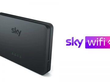 intred sky italia wifi