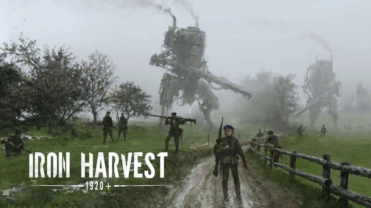Iron Harvest 1920+, l'open beta è ora disponibile su Steam thumbnail