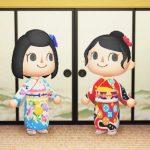 kimono Chiso Animal Crossing New Horizons