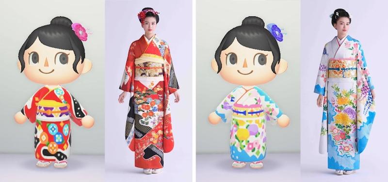 kimono Chiso Animal Crossing New Horizons 2