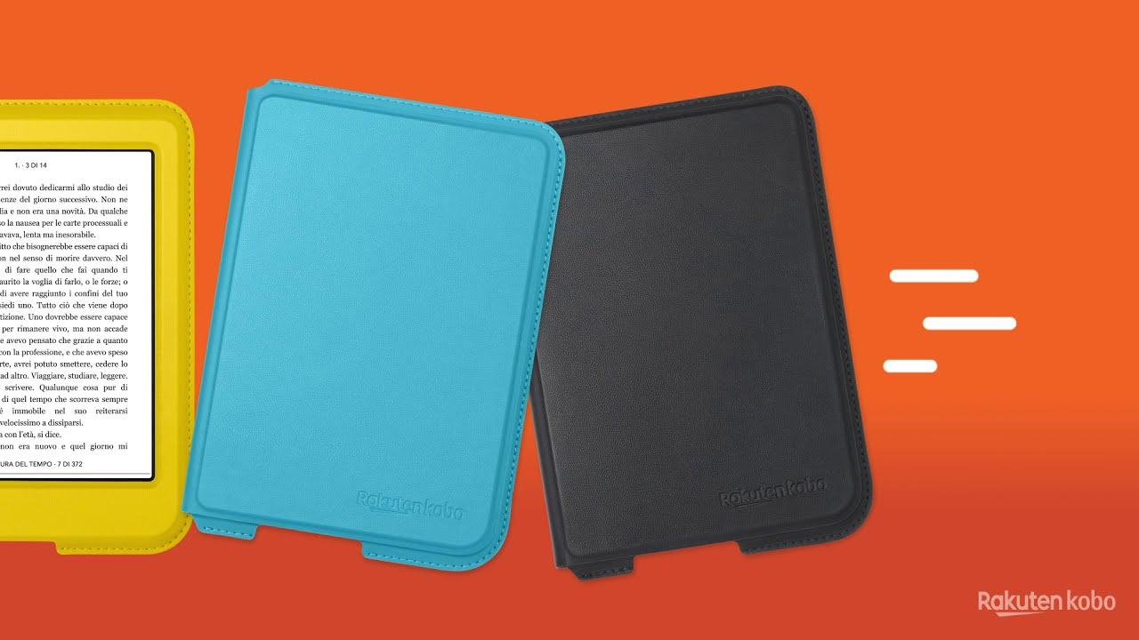 Kobo presenta il nuovo e-reader Nia thumbnail