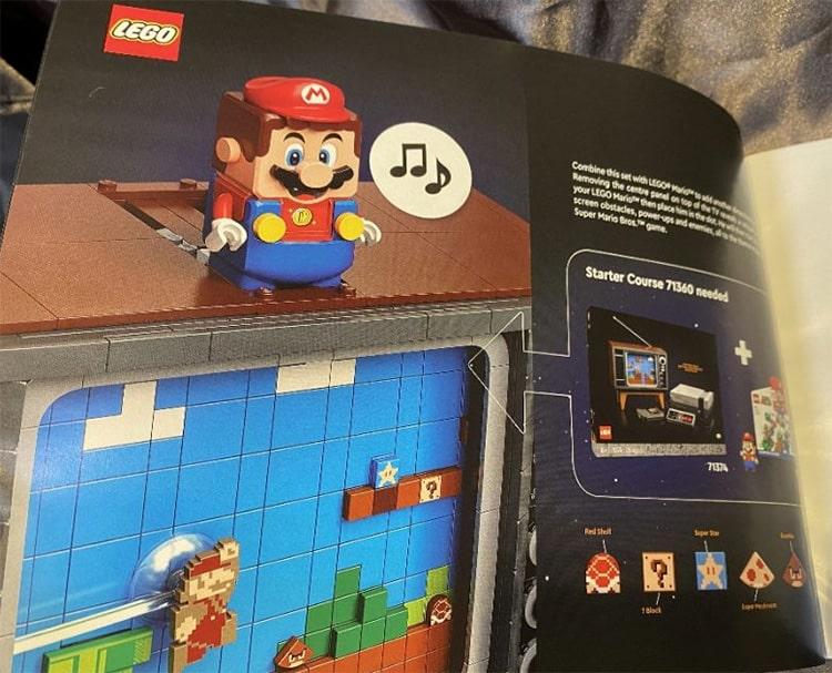 Statuina Super Mario