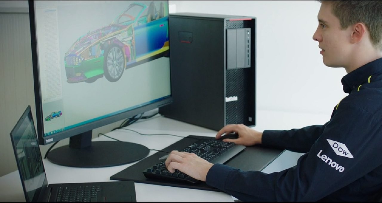 Lenovo fornirà le Workstation ad Aston Martin thumbnail